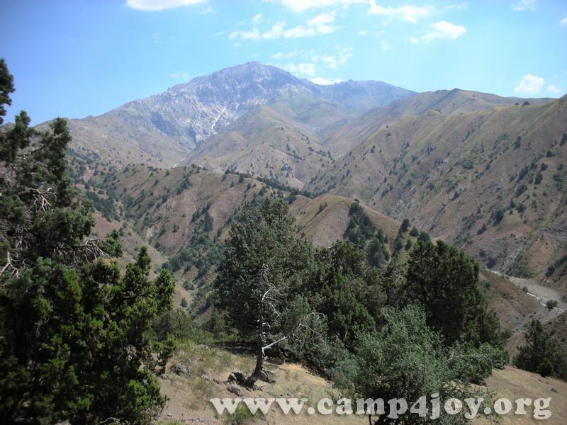 Mountaineering in Uzbekistan