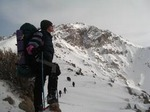 Winter Trekking Chimgan Mountains