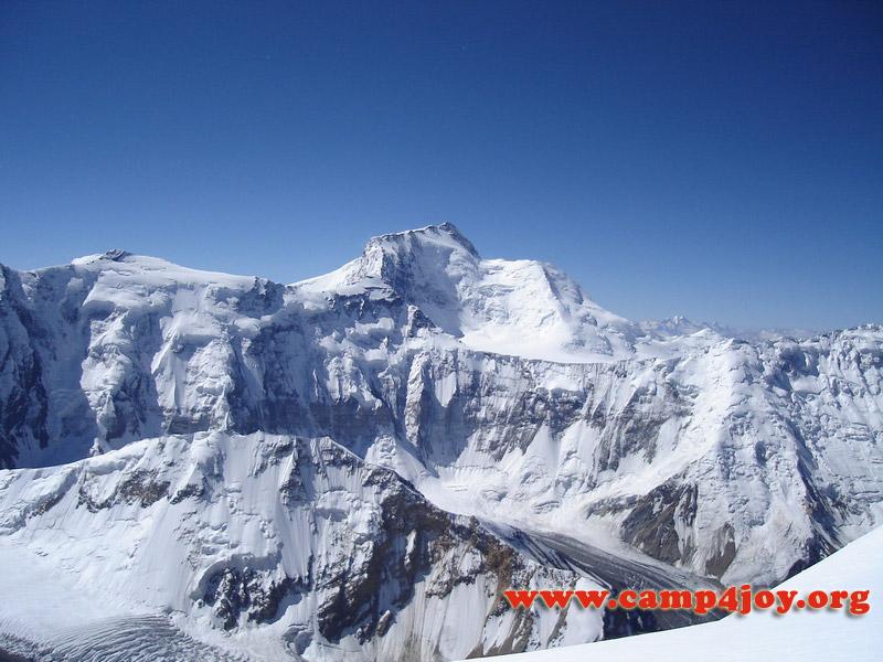 Pamir Climbing
